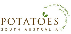 Logo Potatoes South Australia