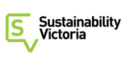 Logo Sustainability Victoria