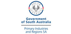 Logo Primary Industries and Regions South Australia