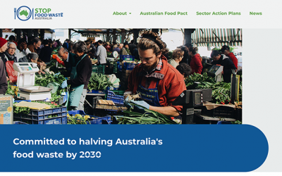 Have you heard about Stop Food Waste Australia?